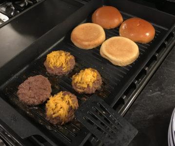 Building Block #1: Hamburgers