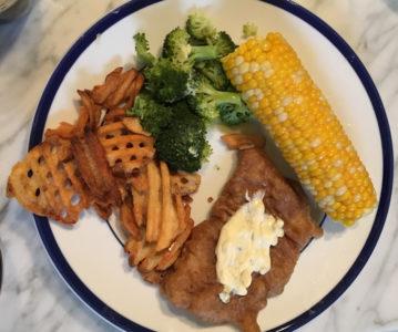 Fish Fries Are Hard (Bonus: Pulled Pork!)